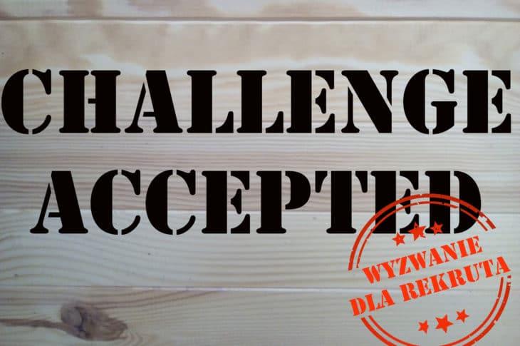 challenge dla rekruta - grafika
