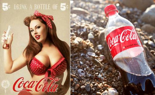 Coca-Cola - prawda reklamy vs. smutna rzeczywistość