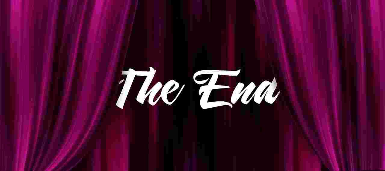 """Kino - jaki to koszt? Ilustracja: kurtyna na ekranie z napisem """"the end"""""""