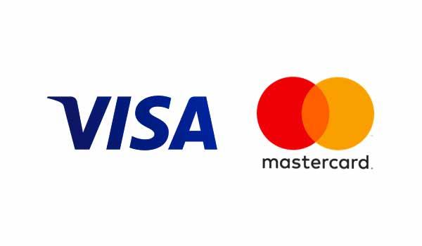 Logo VISA i logo Master Card