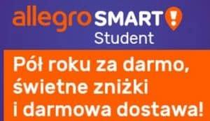 Allegro Smart student - reklama